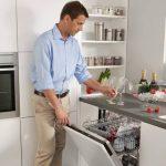 5 راه برای تقویت خشک شدن ظروف ماشین ظرفشویی