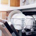 خشککردن ظروف در ماشین ظرفشویی بوسیلهی حرارت یا هوا