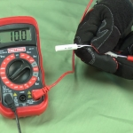 عیبیابی و تعمیر سنسور دمای یخچال