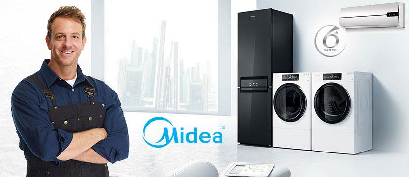 نمایندگی تعمیرات لباسشویی و یخچال فریزر کولرگازی مدیا ، تعمیر خدمات پس از فروش میدیا